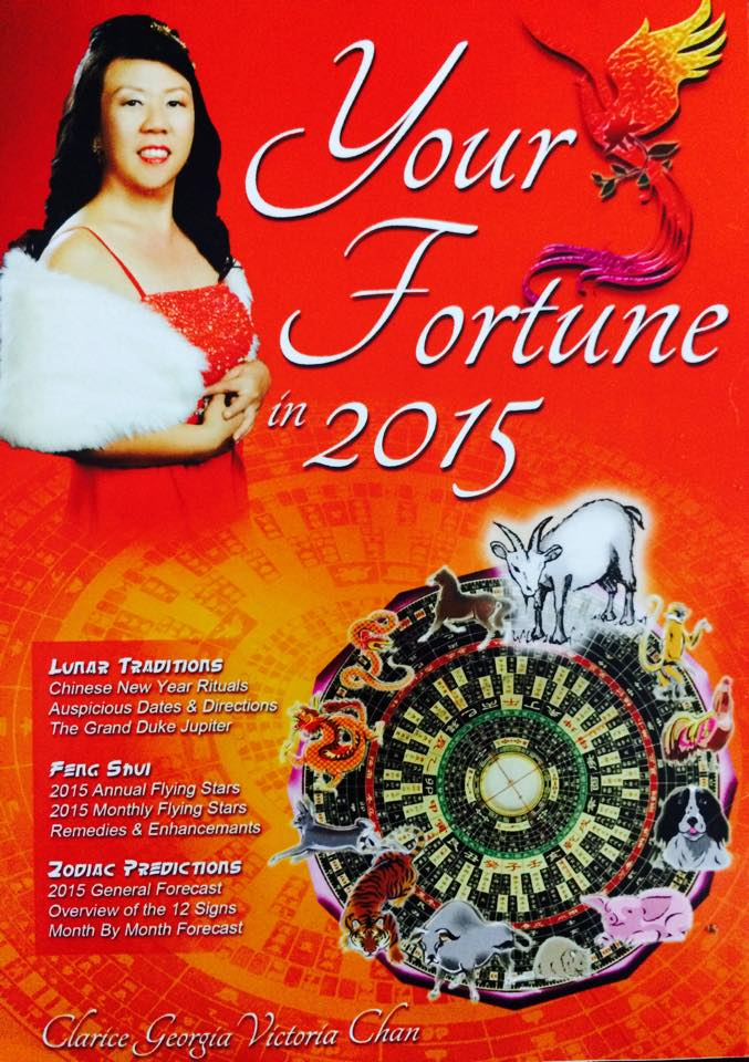 New Year Feature in Expat Living :  Year of the Goat Zodiac Prediction