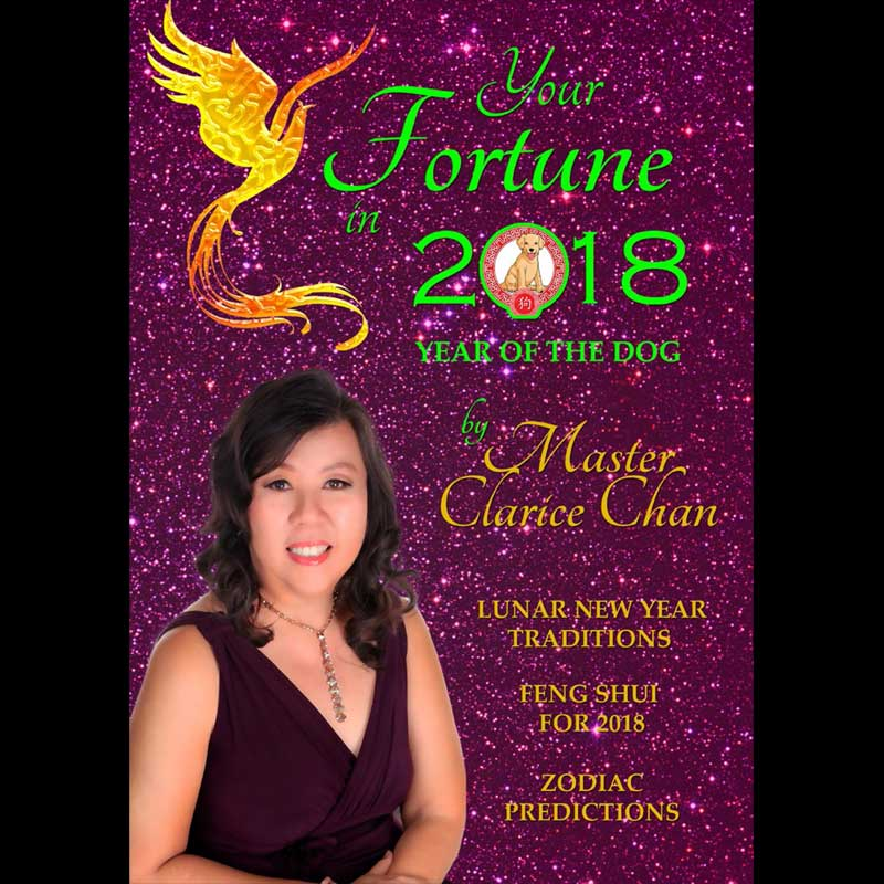 Your Fortune in 2018 – Year of the Dog