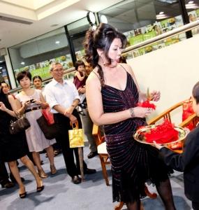 2011 Book Launch Singapore