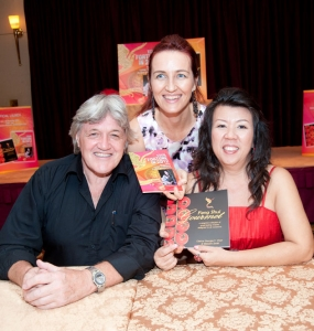 2012 Book Launch Singapore