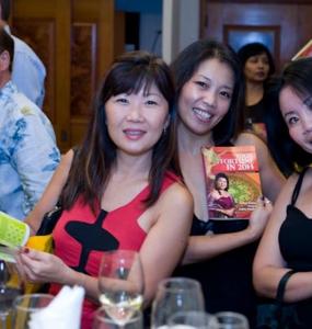 2014 Book Launch Singapore