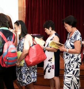 2016 Book Launch Singapore