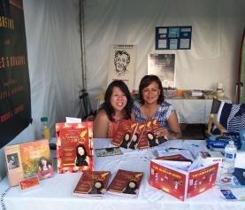 LA Times Book Festival, April 2017