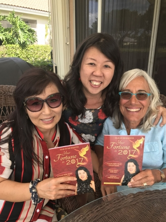 Singapore Reunion in West Palm Beach , March 2017